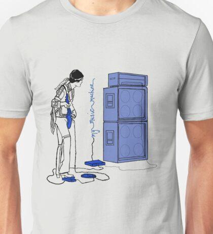 my music machine Unisex T-Shirt