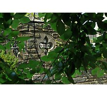 castle wall Photographic Print