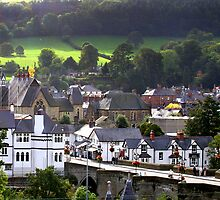 Llangollen by Geoff Carpenter
