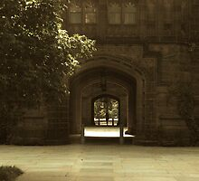 East Pyne Hall  by Jeff Stroud