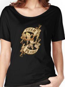 Team PK Fire Women's Relaxed Fit T-Shirt