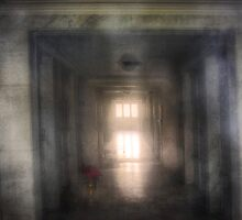Inside the Mausoleum by Delany Dean