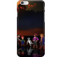 Secret of Monkey Island pixel art iPhone Case/Skin