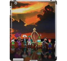 Secret of Monkey Island pixel art iPad Case/Skin