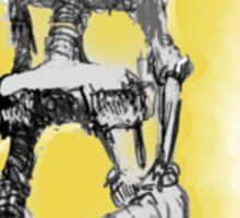 Mono Robot Wants Revenge Sticker