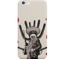 Anthropomorphic N°8 iPhone Case/Skin