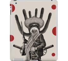 Anthropomorphic N°8 iPad Case/Skin