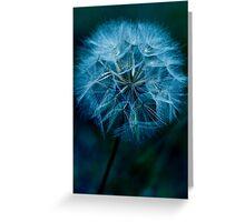 Soft'n Blue Greeting Card