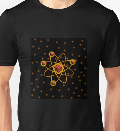Atomic Structure Unisex T-Shirt
