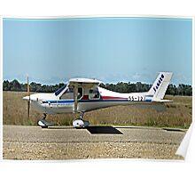Jabiru Aircraft, Bairnsdale Airshow, Gippsland, Australia Poster