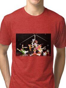 Dancing All Night Tri-blend T-Shirt