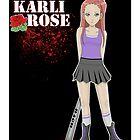 Karli Rose Poster by KeitaChan