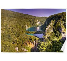 Falling Lakes Poster