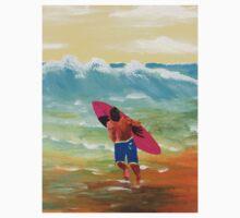 Biomechanical Surfing Kahuna by WhiteDove Studio kj gordon