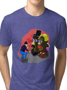 Tater Crook Tri-blend T-Shirt