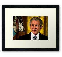 Bush Framed Print