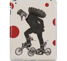 Anthropomorphic N°10 iPad Case/Skin
