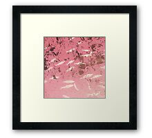 Fish fantasy Framed Print