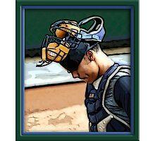 Pre-game Baseball Images #1 Photographic Print