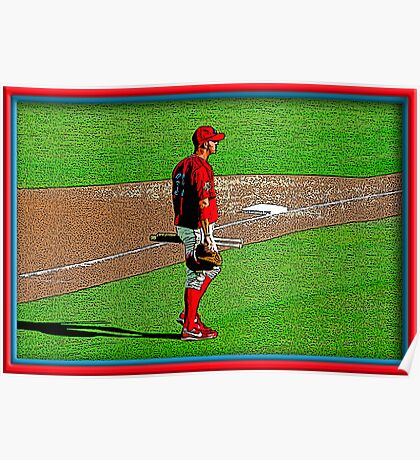 Pre-game Baseball Image #3 Poster