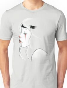 clown girl Unisex T-Shirt