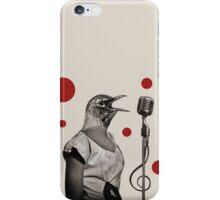 Anthropomorphic N°11 iPhone Case/Skin