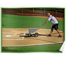 Pre-game Baseball Image #8 Poster
