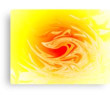 Sun Stroke Canvas Print