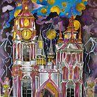 Byzantium Castledom by Shane  Mclaren