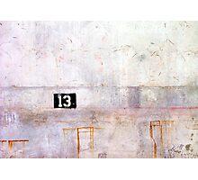 13 Photographic Print
