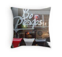Bo Peeps Throw Pillow