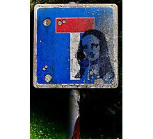 Dead End Religion! Photographic Print