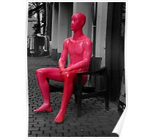 Neon Man* Poster