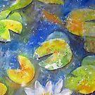 Water Garden by bevmorgan