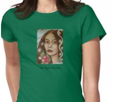 Morgan Le Fay Womens Fitted T-Shirt