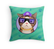 Monty Gotchy - Street Throw Pillow