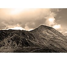 High Crag Photographic Print