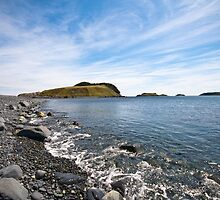 Tors Cove by Stephen Rowsell