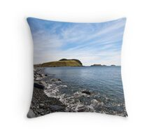 Tors Cove Throw Pillow