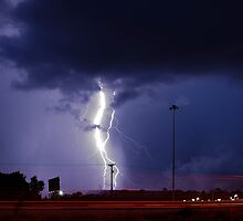 Georgia Storm Truckin' by Dennis Jones - CameraView