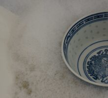 Saturday Dishes Series - Bubbly by Caroline Angell