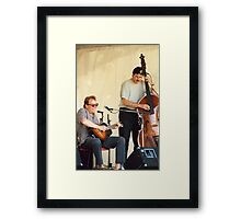 Rick Fines Framed Print