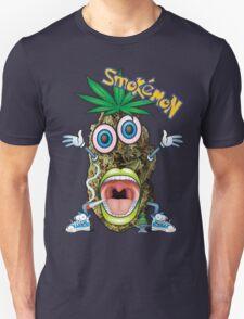 Smokemon Marijuana t shirt T-Shirt