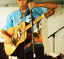 Paul James Acoustic - Mic. Stand Slide by Mike Oxley