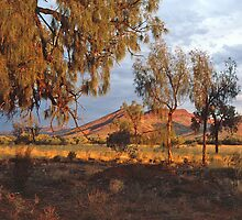The Peterman Ranges by Terry Everson