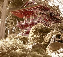Japanese Pagoda by JoJoCSZ