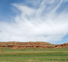 Red Ridge by WILDBRIMOWILDMAN
