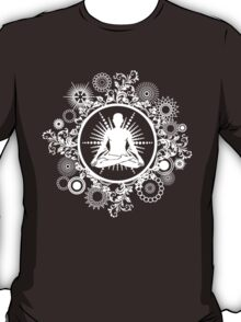 Inner Being - white silhouette T-Shirt