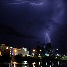 The Lights of Valdosta by Dennis Jones - CameraView