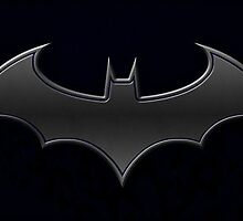 Batman logo by Dj-casquette